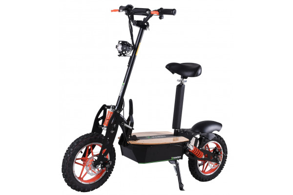X-scooters XT02 48V WOOD Li