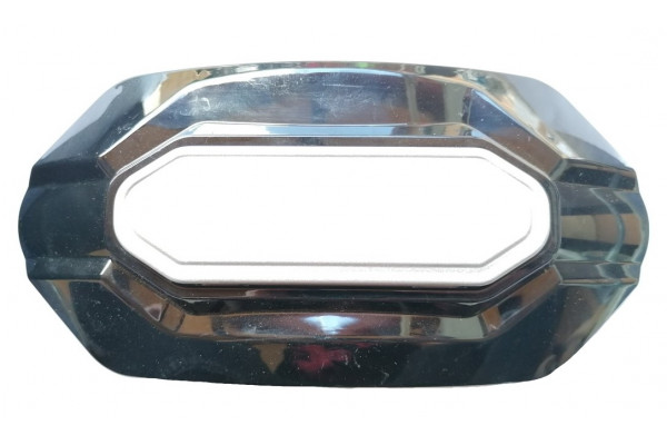 Rear backrest plastic cover X-scooters XR05