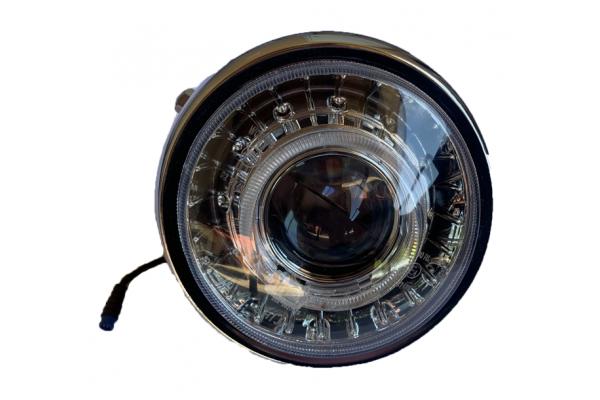 Přední LED světlo X-scooters XR05 EEC Li