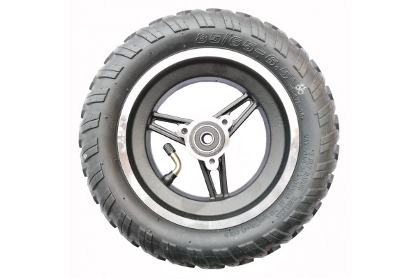 Front wheel with tyre X-scooters XS04