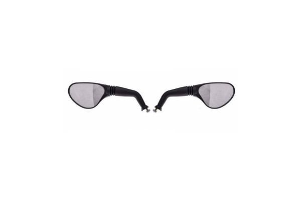 Mirrors UNI Moto Grey (6mm) - XR01