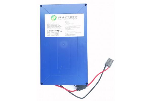 Baterie 36V 12Ah X-scooters XT01/XT02 36V Li