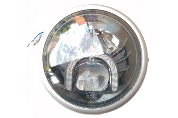 Přední světlo X-scooters XR07