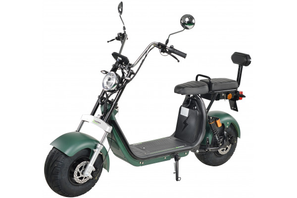 X-scooters XR05 EEC Li ULTIMATE (2 batteries)