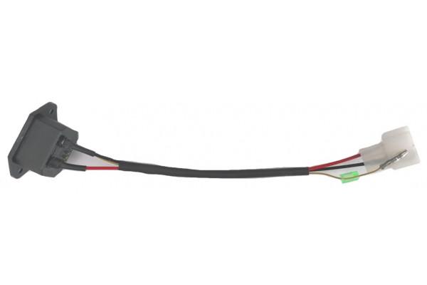 Konektor nabíjení s krytkou X-scooters XR08