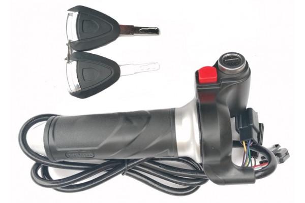 Ovládání plynu X-scooters XR08