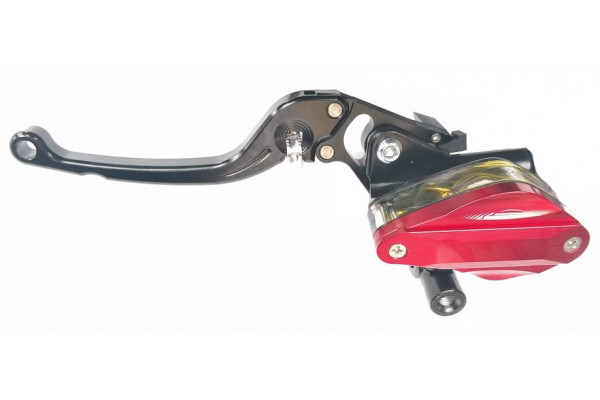 Levá brzdová páčka kompletní  X-scooters XR08
