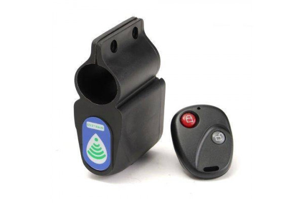 Wireless alarm with remote control X-scooters