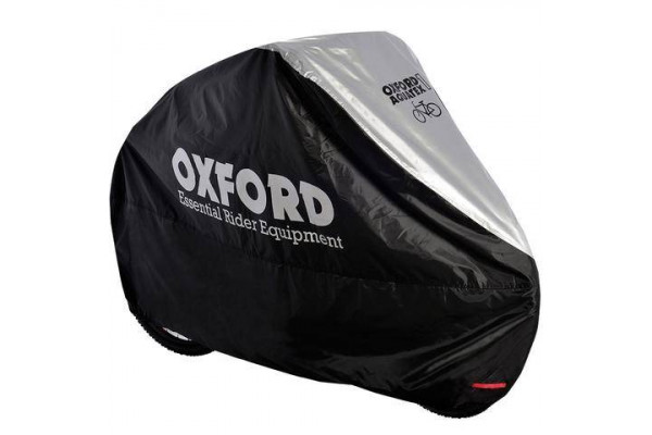 Aquatex bicycle cover Oxford (black/silver)