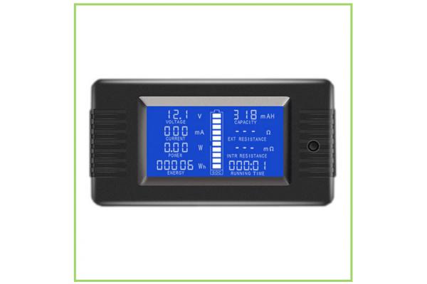 Chytrý tester baterií PZEM-015