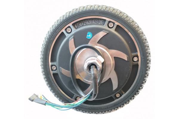 Hub motor & rear wheel assembly X-scooters 4M08