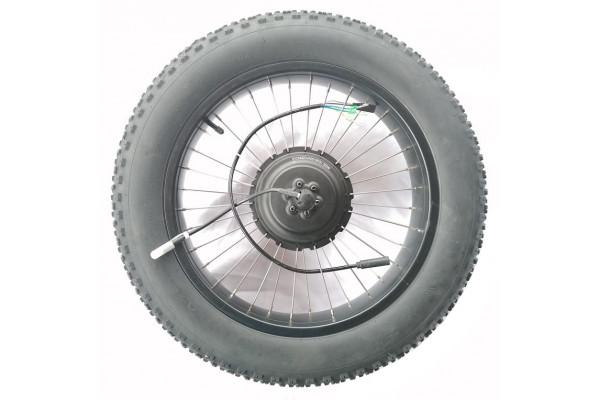 Zadní kolo s motorem X-scooters XT07/XT08