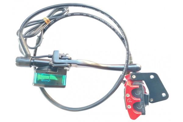 Přední brzdový systém kompletní X-scooters...