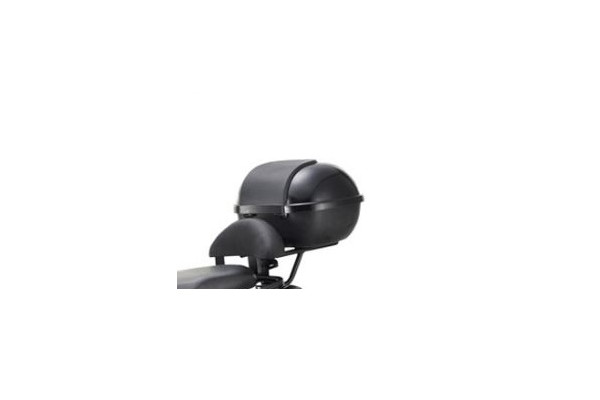 Rear box X-scooters XR09/XR10 - black
