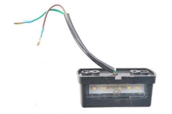 LED osvětlení SPZ X-scooters XRS01/XRS02