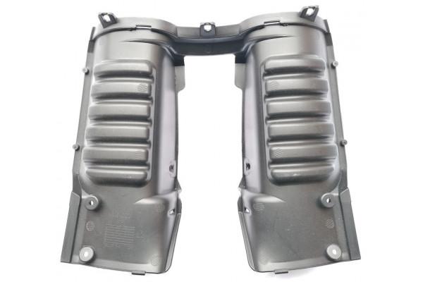 Přední kryt nádrže XRS01/XRS02 - černý