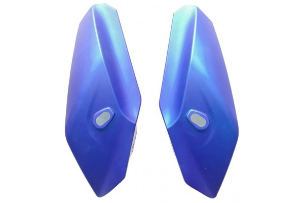 Mask side panel X-scooters XRS01/XRS02 - blue