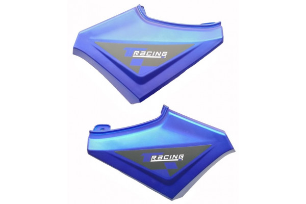 Side cover middle X-scooters XRS01/XRS02 - blue