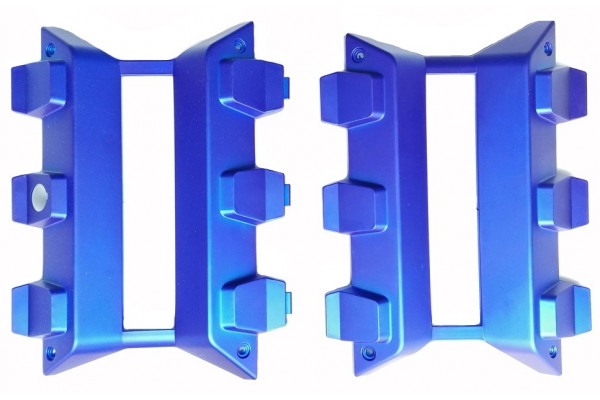 Battery box side cover X-scooters XRS01/XRS02 -...