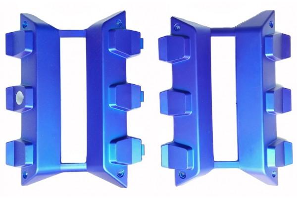 Boční kryt baterie XRS01/XRS02 - modrý