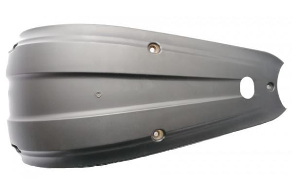 Front plastic part X-scooters XR09/XR10 - black