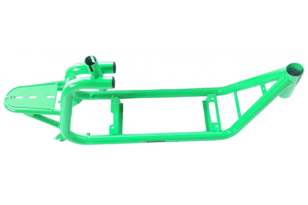 Frame green X-scooters XS01