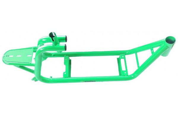 Rám zelený X-scooters XS01