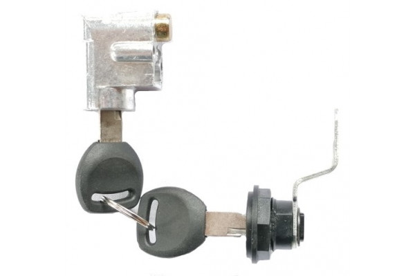 Seat and deck lock X-scooters XT04/XT05