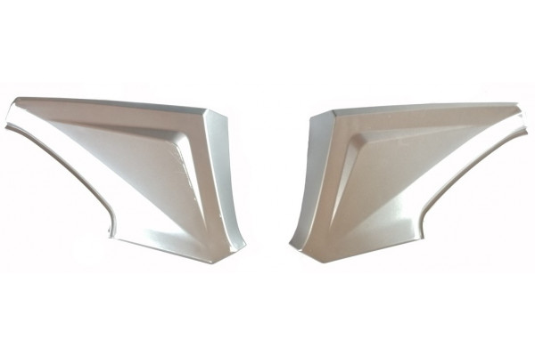 Boční středový kryt XRS01/XRS02 - šedý
