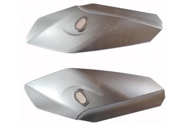 Boční plast masky XRS01/XRS02 - černý
