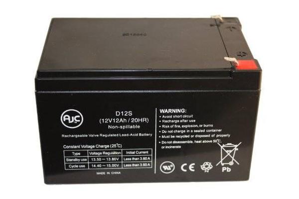 Baterie 12V 12Ah gelová