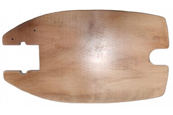 Dřevěná podlaha X-scooters XT02 48V WOOD Li