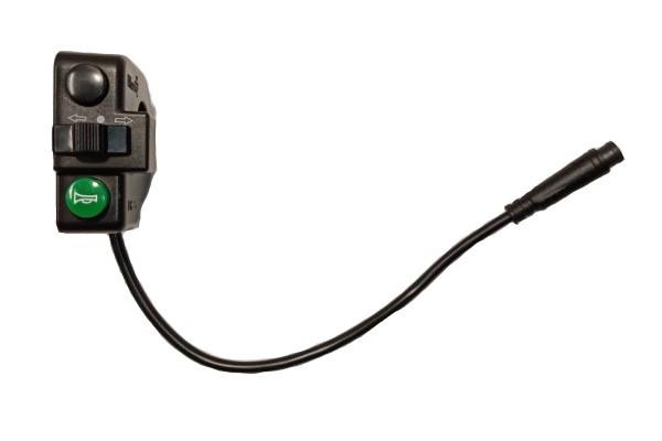 Multifunkční ovladač X-scooters XR04 EEC