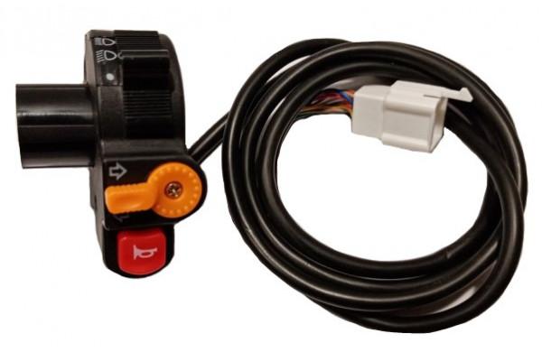 Multi-function switch X-scooters XR05 EEC Li