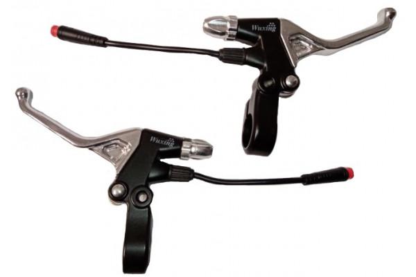 Brzdová páčka L+P X-scooters XR01/XR02/XR03