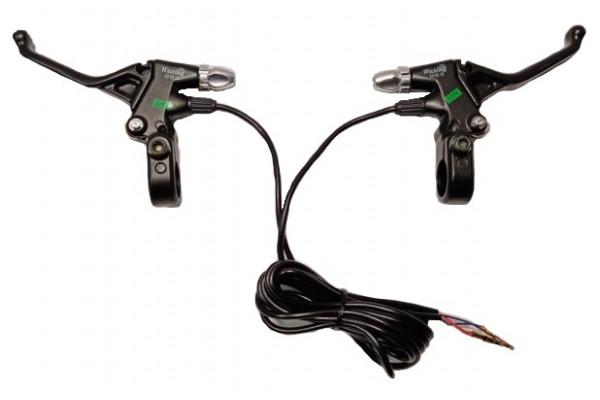 Brzdové páčky (L+P)  X-scooters XT01 36V