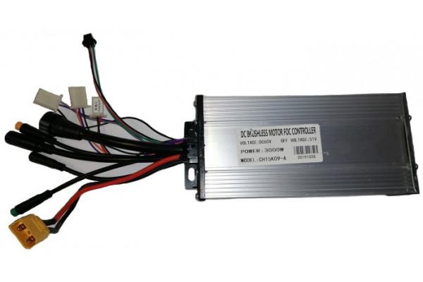 CDI - řídící jednotka 60V X-scooters XR04 EEC 60V