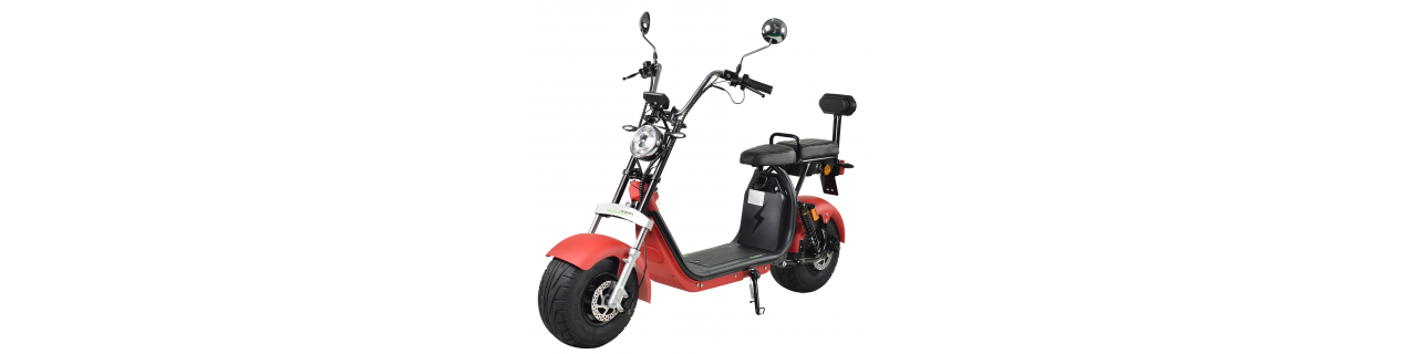 scooters with EEC